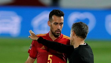 Busquets to return for Spain after negative virus test