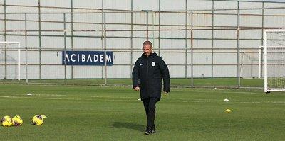 İsmail Kartal: Konyaspor karşısında 3 puan almayı hedefliyoruz