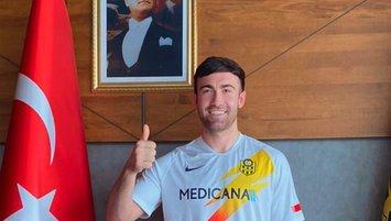 Malatyaspor'da imzalar atıldı!