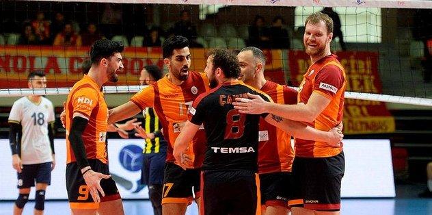 Galatasaray'dan şampiyonluk yemini