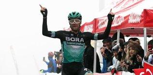 55. Cumhurbaşkanlığı Bisiklet Turu'nda zafer Felix Grossschartner'ın!