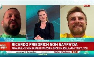 Ricardo Friedrich: Türkiye'de kendimi evimde gibi hissediyorum
