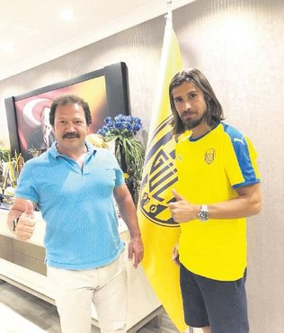 Pinto Ankaragücü'nde!