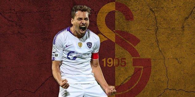 Galatasaray'a süper 10 numara! Carlos Eduardo kimdir? Son dakika transfer haberleri...