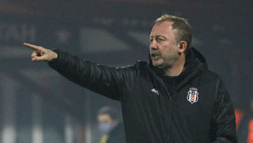 Beşiktaş'ta Sergen Yalçın Galatasaray taktiğini belirledi!