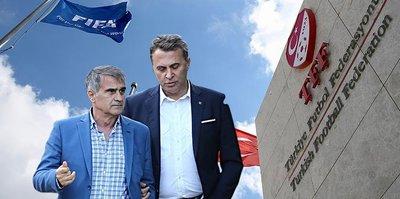 TFF kararını verdi! Beşiktaş'a tazminat şoku