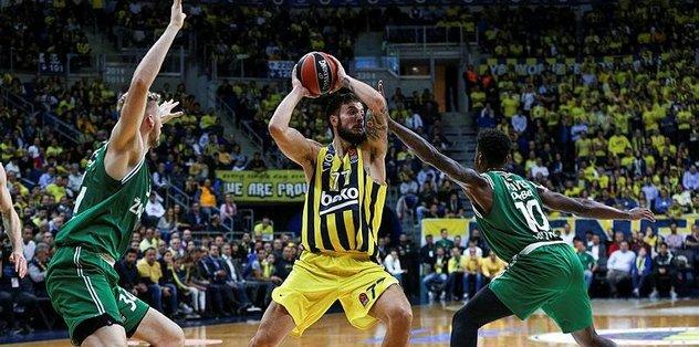 Fenerbahçe 76-79 Zalgiris   MAÇ SONUCU