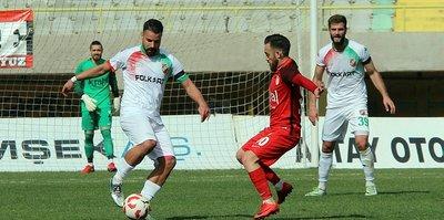 Zahit'ten altın gol