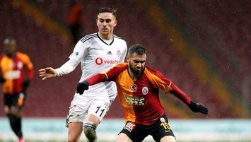 Dev rekabette 350. randevu! Beşiktaş G.Saray...