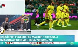 """""""Fenerbahçe'nin ilk golünden önce faul yok"""""""