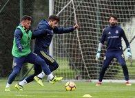 Fenerbahçe'de Malatyaspor maçı hazırlıkları