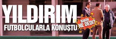Fenerbahçe'ye başkan morali: Samandıra'ya geldi!