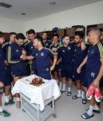 Valbuena'ya doğum günü partisi