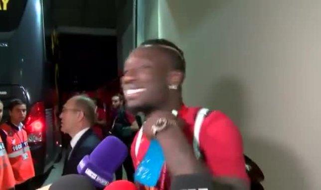 Mbaye Diagne'den çok konuşulacak hareket! Başakşehir...