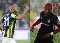 Beşiktaş, Fenerbahçe, Galatasaray ve Trabzonspor'da sözleşmesi sezon sonu bitecek futbolcular!