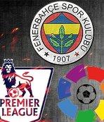 Biri Premier Lig'den diğeri La Liga'dan! Fenerbahçe transfer bombalarını patlatıyor