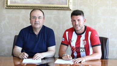 Son dakika transfer ve spor haberi: Sefa Yılmaz Sivasspor'da! İşte sözleşme detayları