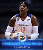 Lynetta Kizer Fenerbahçe'de
