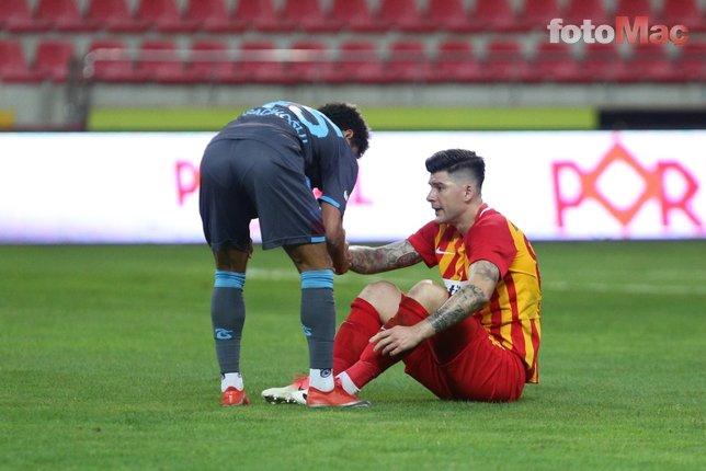Spor yazarları Kayserispor-Trabzonspor maçını değerlendirdi