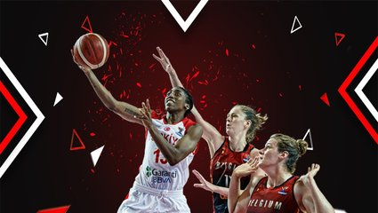 Son dakika spor haberi: Türkiye-Belçika: 61-63 (MAÇ SONUCU-ÖZET)   2021 FIBA Kadınlar Avrupa Şampiyonası