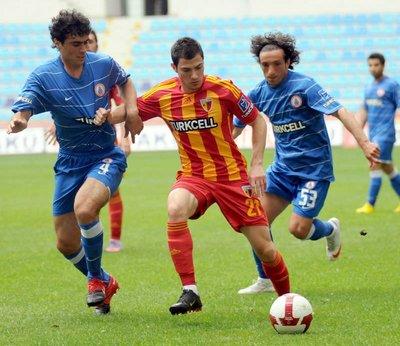 Kayserispor - Büyükşehir TSL 33. hafta maçı