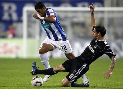 Beşiktaş - Porto (Avrupa Ligi L Grubu 3. maçı)