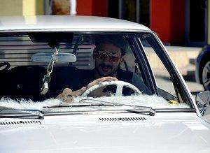 Malatyasporlu futbolcunun arabası görenleri şaşırttı
