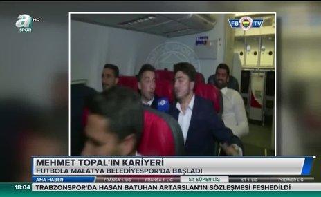 Mehmet Topal'ın kariyeri