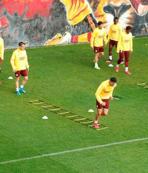 Galatasaray'da Rize maçı hazırlıkları sürüyor!