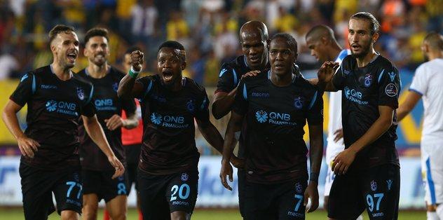 Trabzonsporlu yıldız Galatasaray'a!