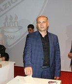 Elazığspor Kulübünün yeni başkanı Parlakyıldız