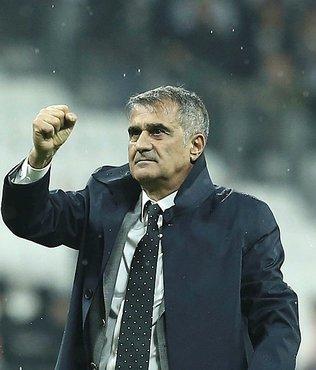 Şenol Güneş, Beşiktaş'taki istikrarını 4. sezona taşıyor