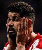 Diego Costa'dan kötü haber! Nisan ayına kadar...