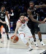 Anadolu Efes, Beşiktaş'ı devirdi!