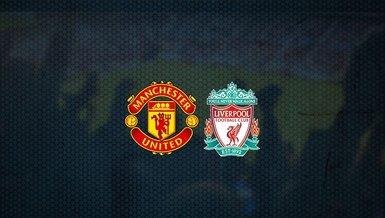 Manchester United - Liverpool maçı ne zaman, saat kaçta ve hangi kanalda CANLI yayınlanacak?   İngiltere Premier Lig
