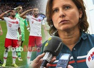 Fransız spor bakanından şok hareket! Sonucu hazmedemediler ve... | A Milli Takım son dakika haberleri
