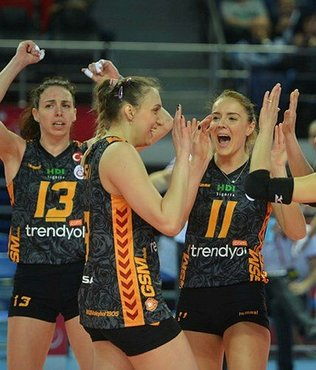 CEV Şampiyonlar Ligi'nde İstanbul derbisi
