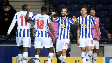 Porto 2-0 Olympiakos   MAÇ SONUCU