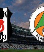 Beşiktaş - Alanyaspor maçı saat kaçta ve hangi kanalda canlı izlenebilecek?