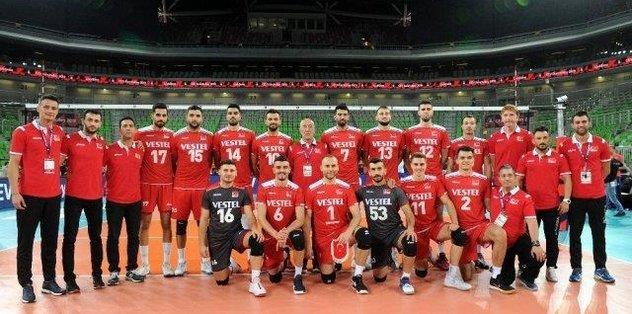 Voleybol: 2019 Erkekler Avrupa Şampiyonası