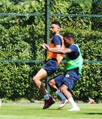 Fenerbahçe'de Rodrigues ve Muriç antrenmana çıktı!
