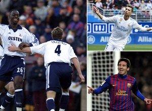 Futbolun kırılması neredeyse imkansız 7 rekoru