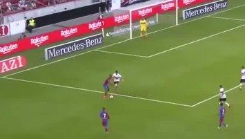 Yusuf Demir Barcelona'da ilk golünü attı!