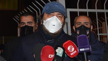 Beşiktaşlı yönetici Dalgakıran'a Milletvekili Baki Ersoy'dan cevap
