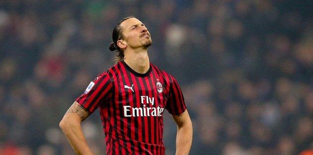 Zlatan Ibrahimovic'in sakatlığının ciddi olduğu öğrenildi