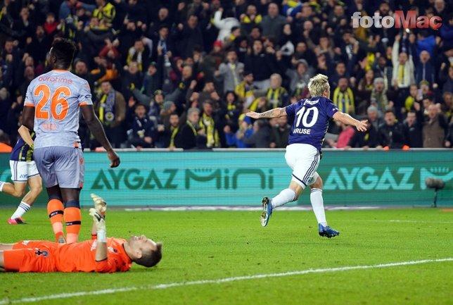 Fenerbahçeli yıldız mest etti! ''Alex havası görüyorum''