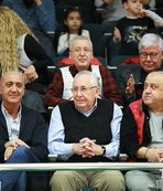 Aydın Örs'ten Banvit Basketbol Kulübüne ziyaret