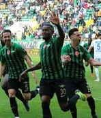 Akhisarspor'un kader maçları