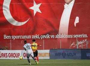 Göztepe - Yeni Malatyaspor maçında kareler!