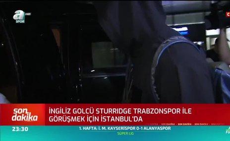 Daniel Sturridge İstanbul'a geldi! İşte ilk görüntüler